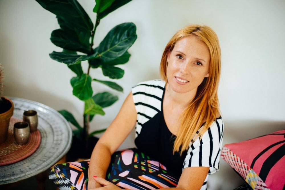 Kirsten Millbank business woman headshot