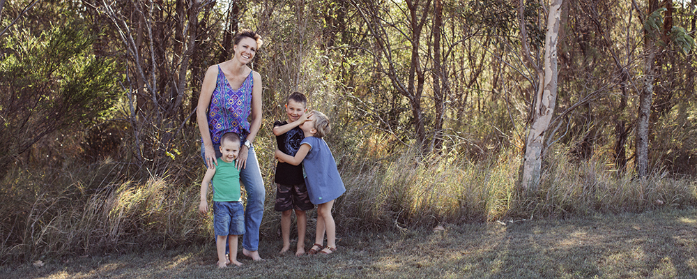 Balmoral Photographers family