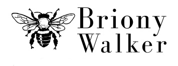 Logo for Briony Walker Australian family photographer